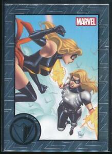 2013-Marvel-Greatest-Battles-Trading-Card-77-Ms-Marvel-vs-Warbird