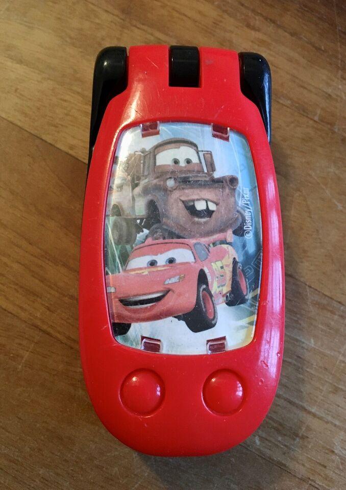 Andet legetøj, Mobiltelefon med lys og lyd, Disney Pixar