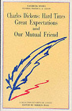 "Good, Dickens: ""Hard Times"", ""Great Expectations"" and ""Our Mutual Friend"" (Caseb"