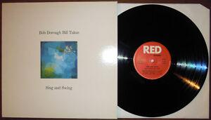 LP BOB DOROUGH & BILL TAKAS Sing and swing (Red Record 86) bebop jazz MINT!