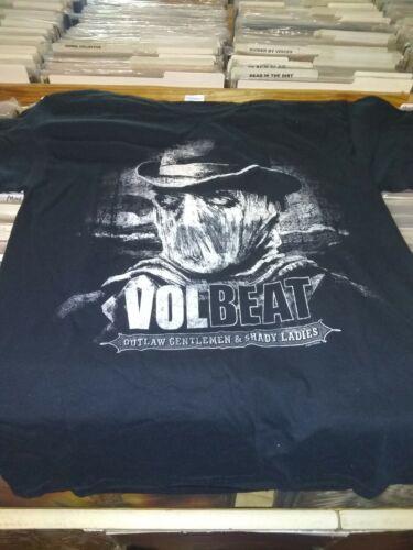 Volbeat Outlaw Gentlemen & Shady Ladies Tour T-Shi