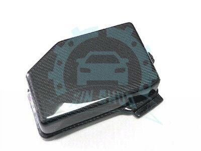 carbon fiber interior fuse box cover trim refit for toyota mk4 ... toyota supra used fuse box main sz 93 jza80 mkiv ebay  ebay