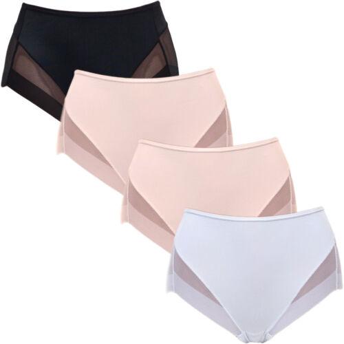 1-4 miederslip Miederhose shapewear Bauchweg sous-vêtements Pantalon po-formatrice M-XL