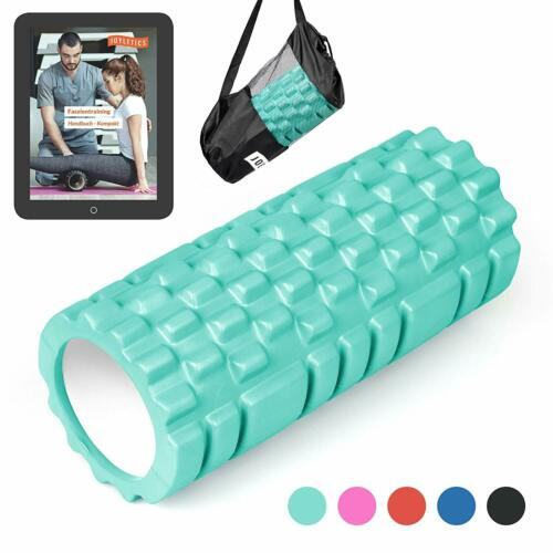 Joyletics® Faszienrolle »groove« Selbstmassage Faszien Massage Rolle Fitness
