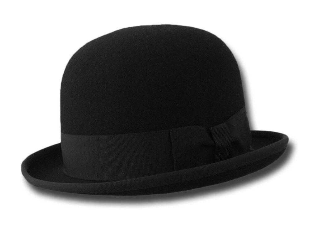 Hut ab vor Bombetta Wolle Laurel & Hardy Melegar | Am praktischsten  | Beliebte Empfehlung  | Erste Klasse in seiner Klasse