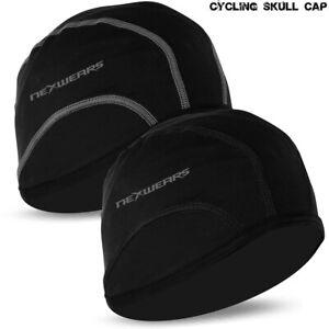 Cycling Skull Caps Under Helmet Motorbike Cycle Thermal Windstopper Bicycle Cap