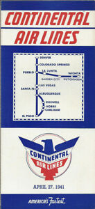 Continental-Air-Lines-system-timetable-4-27-41-9112