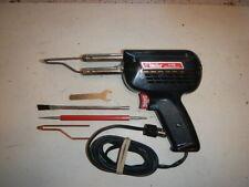 Weller D550 240325 Watt Soldering Gun Extra Tip Wrench Tools Heavy Duty Usa