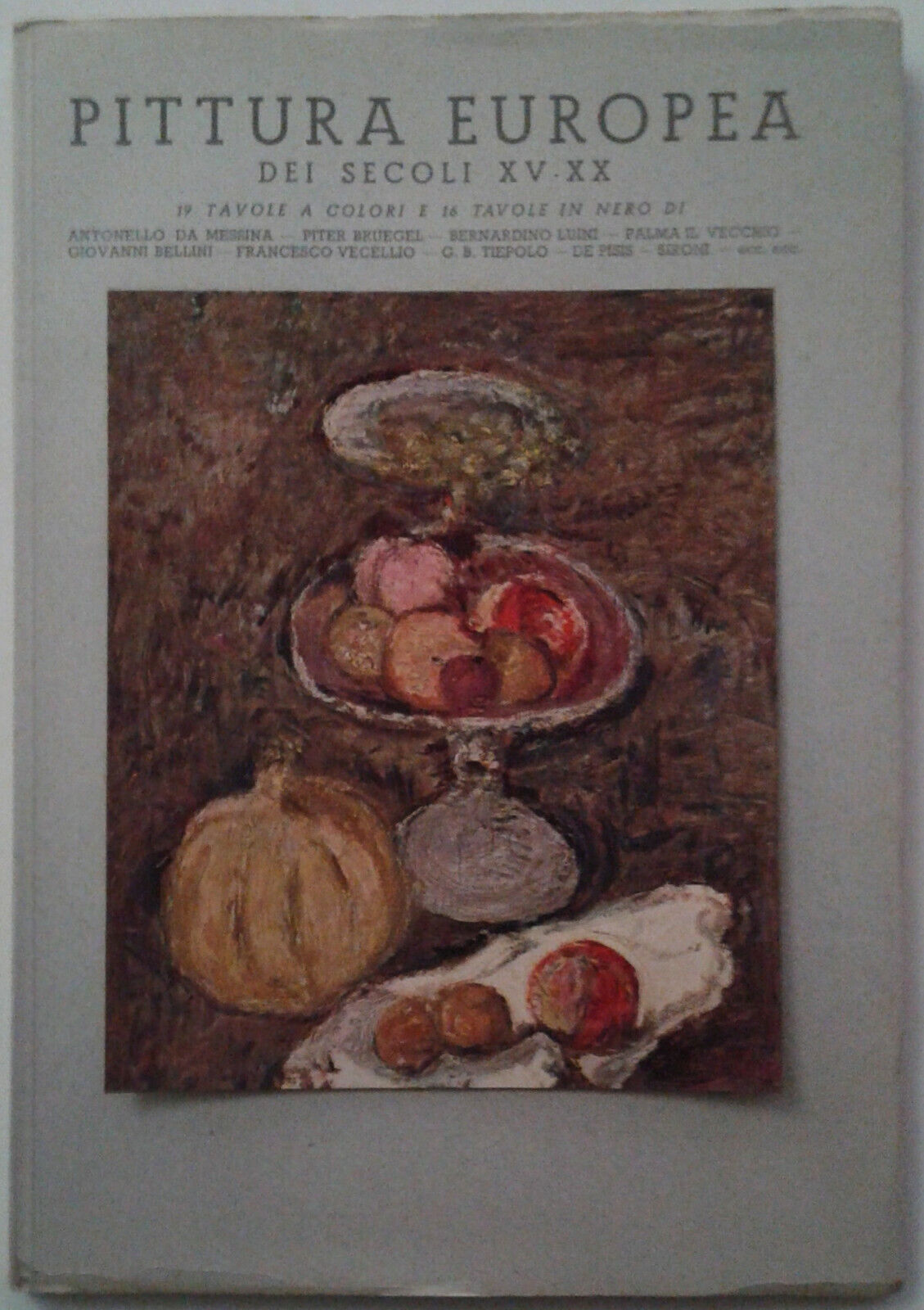 Maestri contemporanei: Carmassi + Fiume + Mucchi