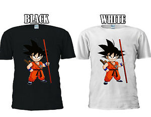 Japanese Anime Manga Dragon Ball Goku T-shirt Vest Tank Top Men Women Unisex 002