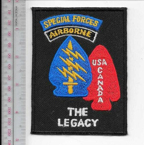 Airborne Green Beret US Army Special Forces /& 1st Special Services Forces WWII