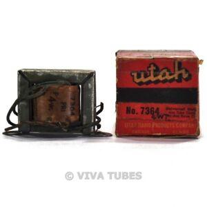 NOS-NIB-Utah-7364-Universal-Tube-Amplifier-Output-Transformer-4W