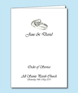 Personalised-Wedding-Order-of-Service-Day-Cover-Booklet-Platinum-Silver-Ring-008