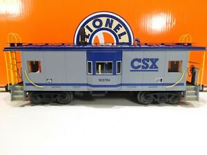 Lionel-O-Gauge-C8X-Bay-Window-Caboose-6-17632-TOTE129