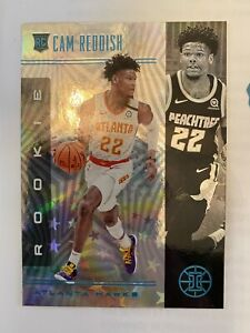 2019-20 Panini Illusions Cam Reddish Atlanta Hawks Starlight Ultra RARE SSP RC📈