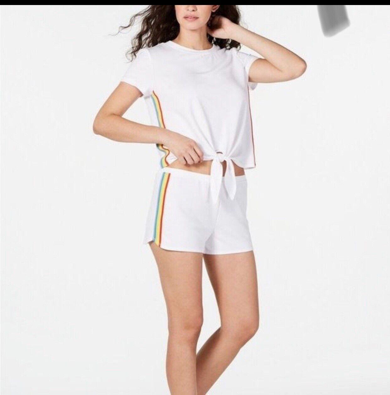 New Catalina Womens Plus-Size Twist Front Bandeau Tankini