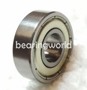 "1628ZZ Deep Groove Ball Bearing 5//8/""x1-5//8/""x1//2/"" Double Shielded Chrome Bearings"