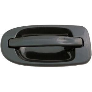 Carded Rear Left Dorman 74300 Outside Door Handle-Handle Interior Door