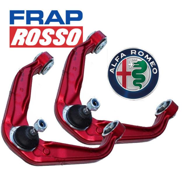 Bracci Bracetti Trapezi RINFORZATI FRAP ALFA ROMEO SPIDER 1.8 TBi 13448-49FR