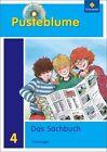 Pusteblume. Das Sachbuch 4. Schülerband. Thüringen (2012, Taschenbuch)