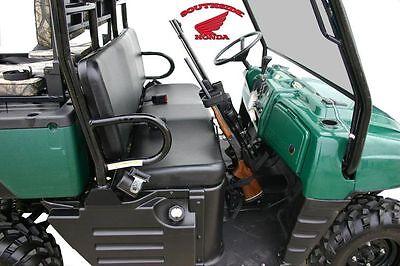 QUICK DRAW GUN RACK & BRACKET  MUV UTV POLARIS RANGER 400 500 570 MID SIZE 800