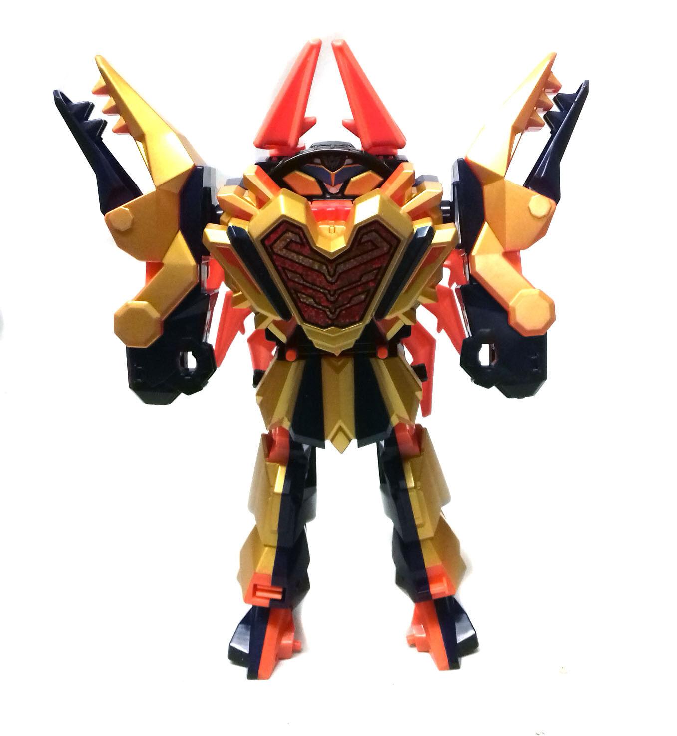 Power Rangers Samurai CLAWZORD Megazord 11  transformer robot action toy figure