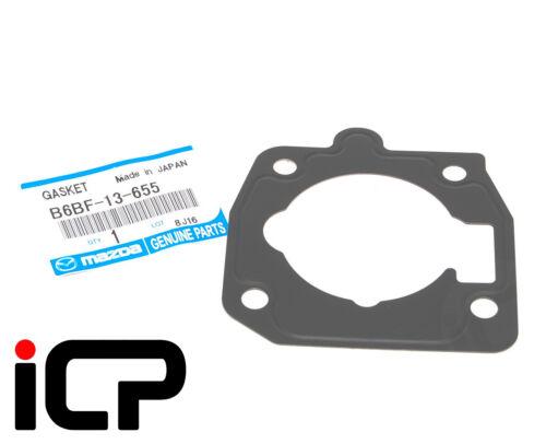 GENUINE Gasket Throttle Body to Inlet Manifold Fits Mazda MX-5 MX5 B6BF13655