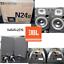 PAIR-JBL-Northridge-Series-N24-II-Bookshelf-Speakers-Titanium-8-Ohms-W-Mounts thumbnail 1