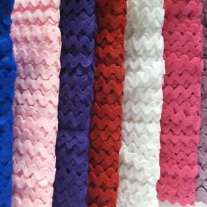 8mm-Ric-Rac-Trim-Polyester-Braid-Zig-Zag-Ribbon