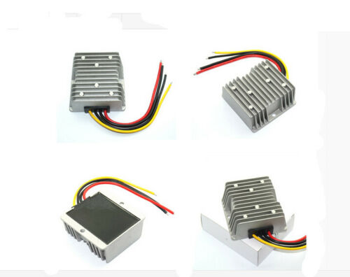 New DC 48V to 12V 20A 240W Step-down Buck Converter Power Supply For Car