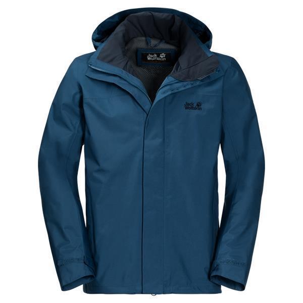 Jack Wolfskin Highland Jacket Herren  Jacke Wandern Regegenjacke