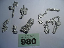 Warhammer 40k Space Marine metal Techmarine servo harness Lot G980