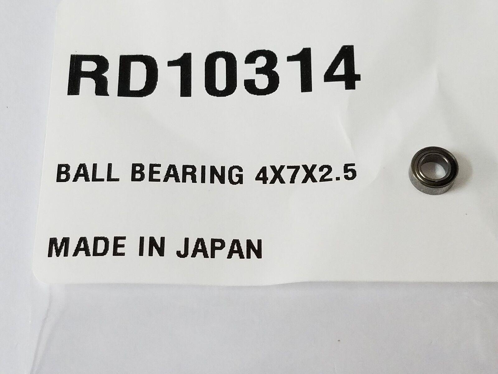 NEUF SHIMANO Spinning Reel part-RD0126-Caution printemps #B