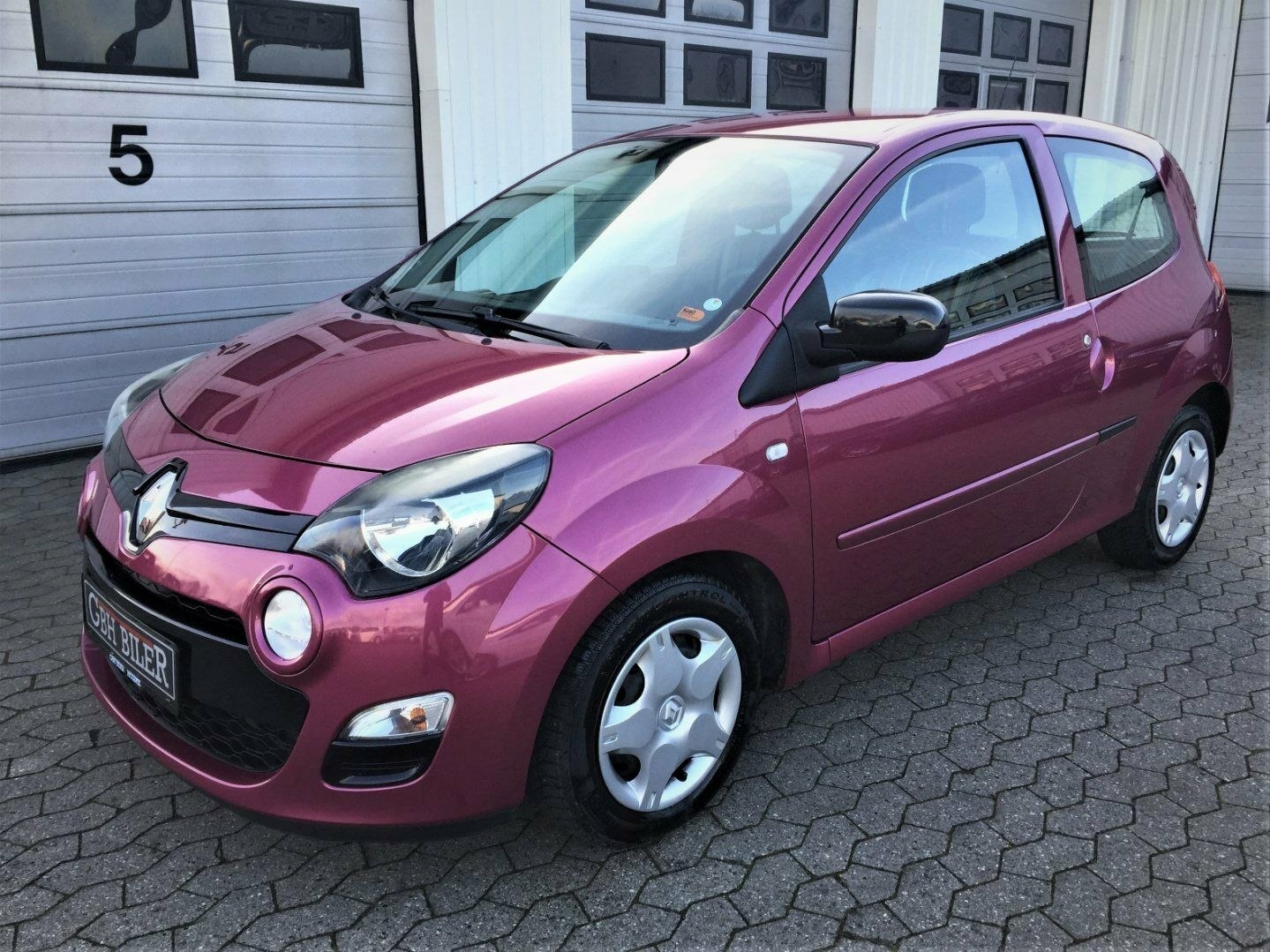 Renault Twingo 1,2 16V Authentique ECO2 3d - 49.900 kr.
