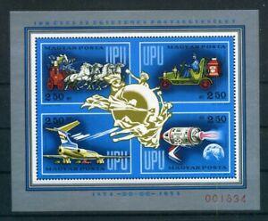 Ungarn MiNr. Block 106 I postfrisch MNH (F672