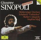 Conducts-sampler Audio CD Sinopoli