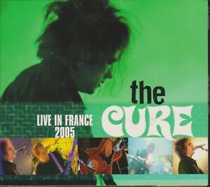THE-CURE-digipack-CD-Live-In-France-2005-very-rare