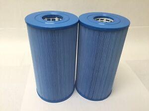 (2) Pack Spa Filtres Fit: Unicel C-5345 Fc-2970 Blp 50-m Antimicrobial-afficher Le Titre D'origine