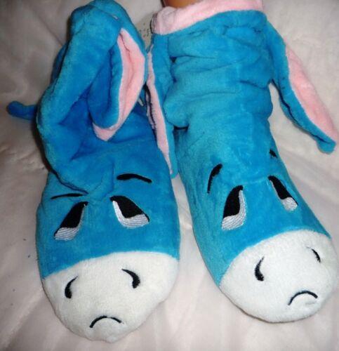 Home socks Hausschuhe antirutsch Sohle Lammwolle  Esel Kuh u super witzig 38-40
