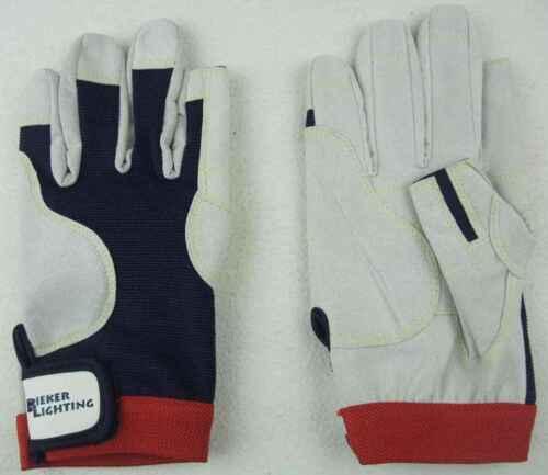 Rigginghandschuhe Handschuhe 8 M 2 Paar BluePort Segelhandschuhe AMARA PRO Gr