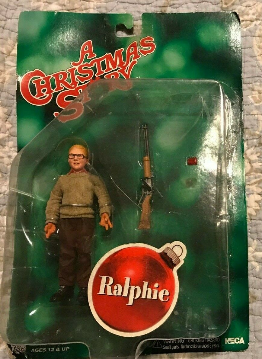 NECA Christmas Story 7 Action Figure Ralphie 40007