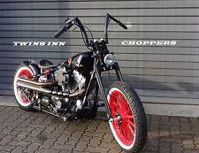"Bonanza Lenker 14"" 35cm Sportster Dyna Harley Streetbob Softail  Iron 48 Kodlin"