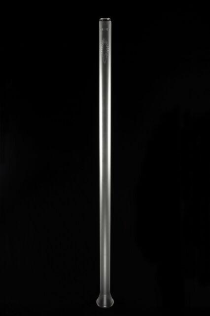 Handmade Glass Didgeridoo - C (A=432Hz) - Sandcarved