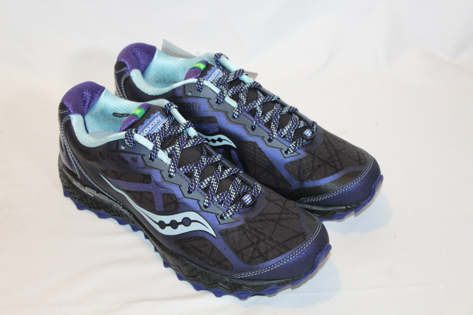 Saucony peregrine 6 ice athletic chaussures pick Taille Couleur new with box