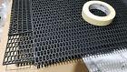 JDM EDM ABS bumper honey comb grille mesh