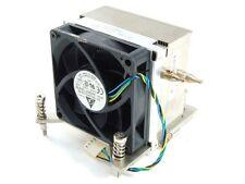 HP 435063-001 HP Compaq DC7600 Sockel T 775 4Pin Heat-Pipe Cooler Kupfer Kühler