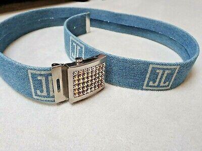 MYO-LAGENLOOK extra breit Cacheur-Gürtel Leder-Look zum Knöpfen XXL 102-122 cm