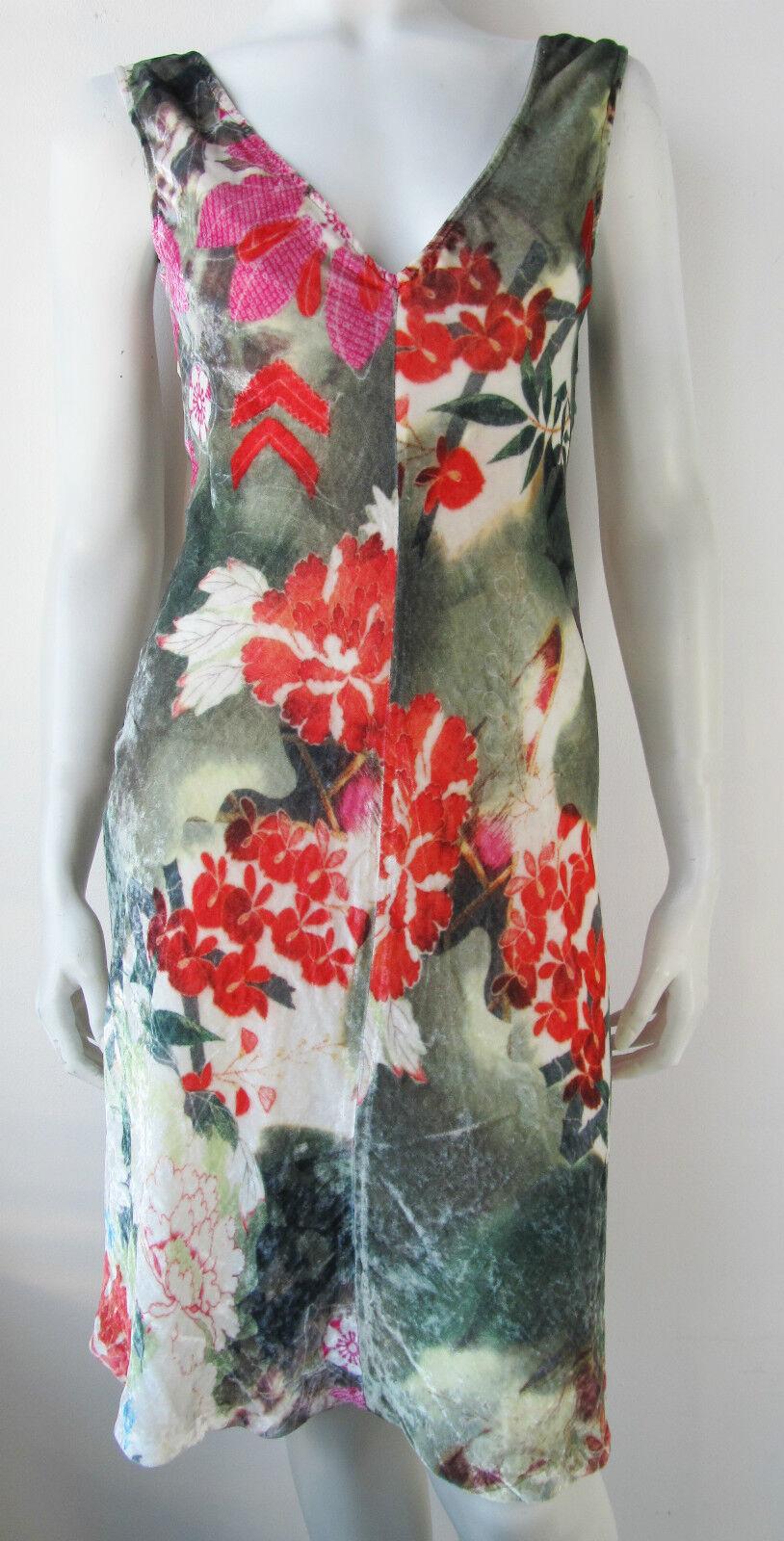 John Galliano Kleid Kleed Dress Jurk Abito Luxus Seide Neu
