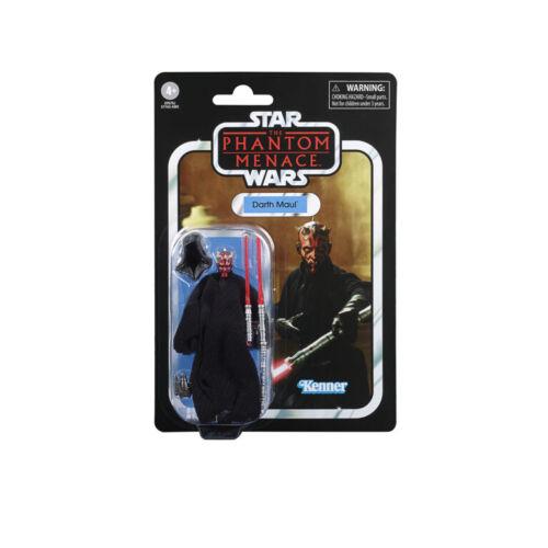 2020 Darth Maul PHANTOM MENACE Star Wars The Vintage Collection Wave 4