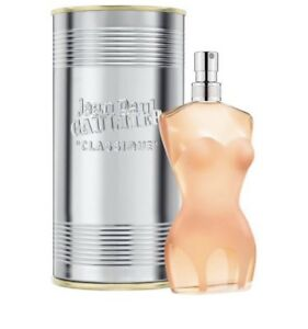 Genuine Women s Jean Paul Gaultier Classique EDT 50ml Spray Sealed ... 22cdf6a09